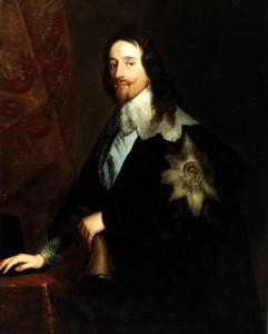 "nach Anthonis van Dyck: ""Karl I."" (ca. 1635-1637) National Portrait Gallery, London"