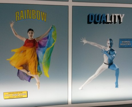 Stuttgarter Ballett: Regenbogen