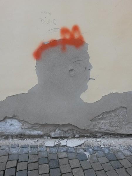 Street Art Prag